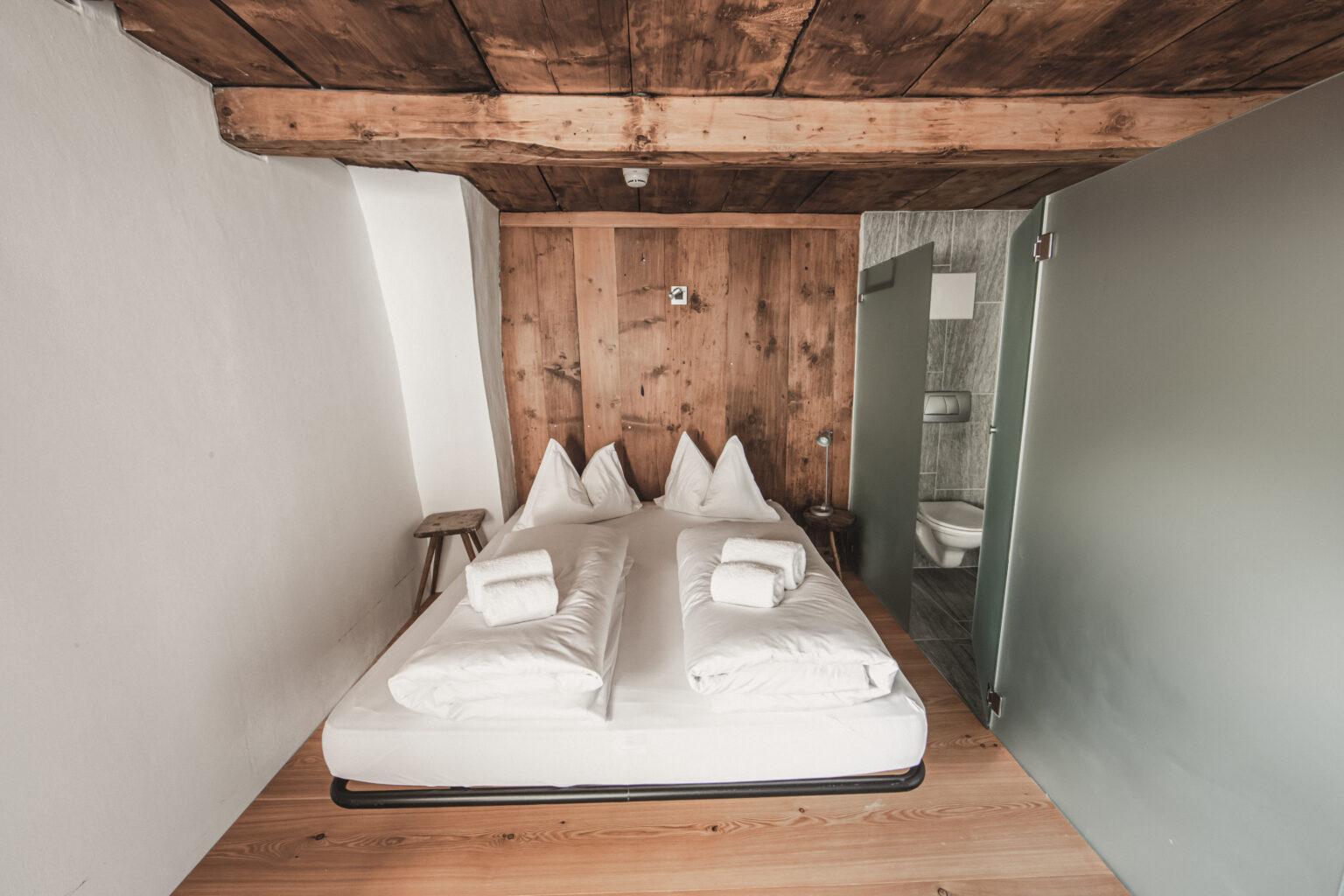 Hotel Weiss Kreuz, Splügen